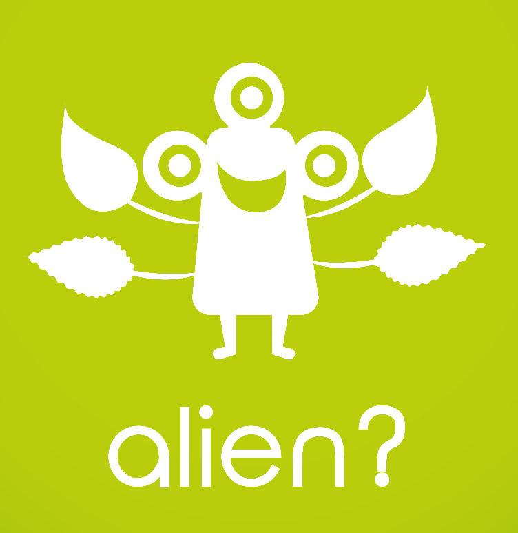 logo alien