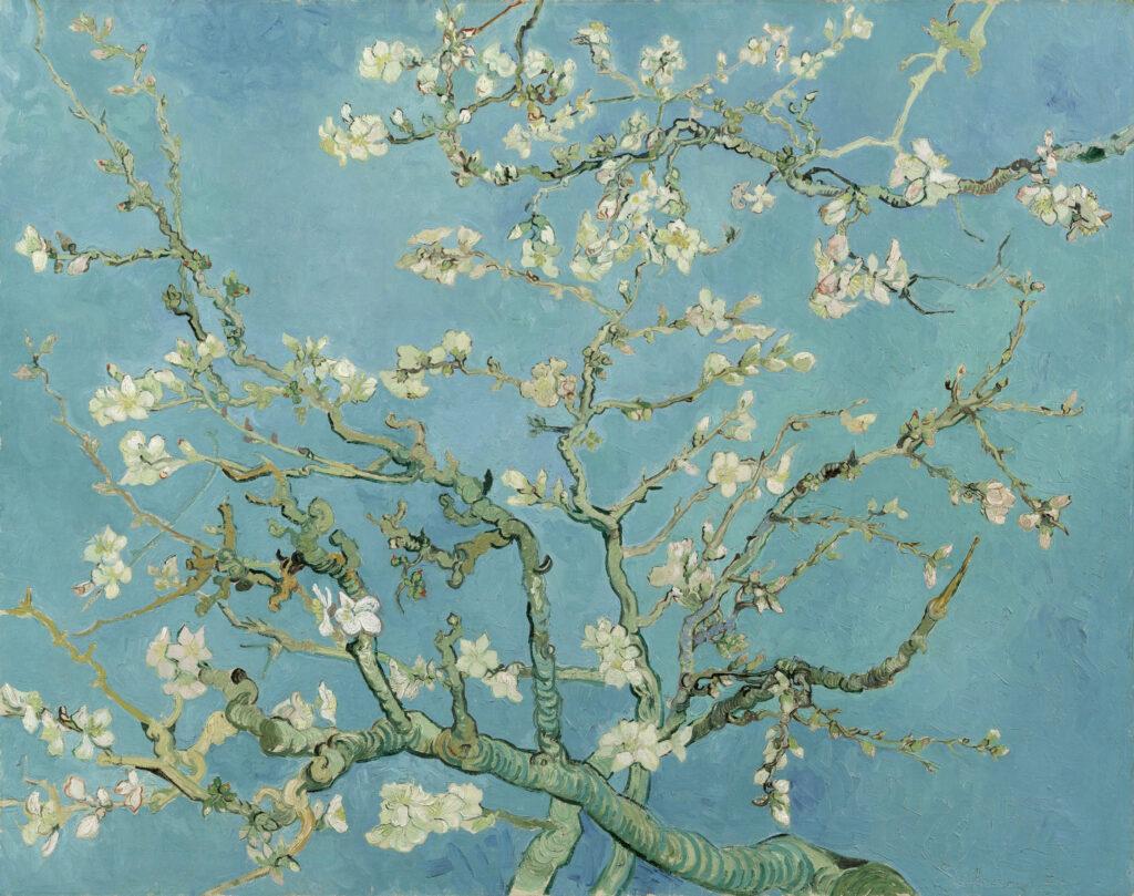 Questa immagine ha l'attributo alt vuoto; il nome del file è Vincent_van_Gogh_-_Almond_blossom_-_Google_Art_Project-2-1024x809.jpg